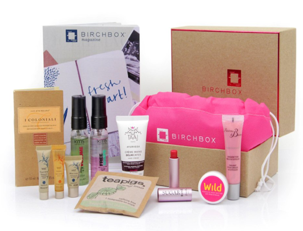 Birchbox-first-UK-box