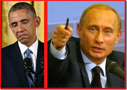 Obama - Putin