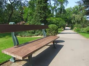 Jardín de las Plantas, Nantes