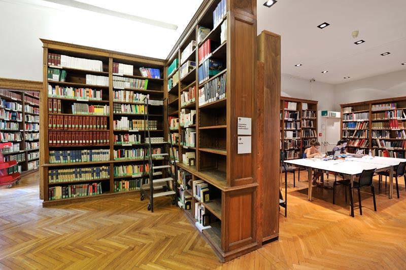 Biblioteca 1 ©Cristiano Corte