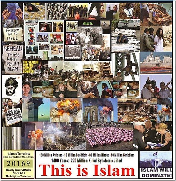 This is Islam - Atrociities