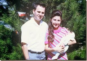 Joe and Rachel Bussel 1960s