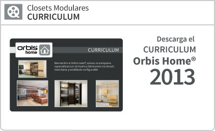 Closets Modulares Curriculum