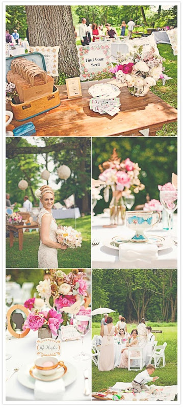 Semplicemente Perfetto tea-party-wedding-3