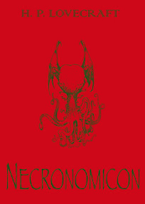 Cover of Howard Phillips Lovecraft's Book Necronomicon In German