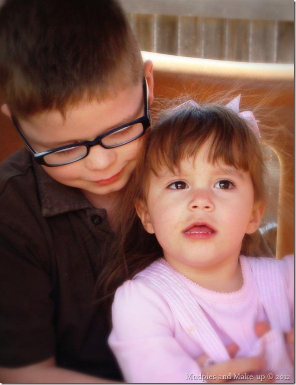 Isaac and Olivia