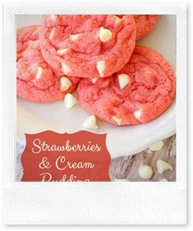 strawberry cookies & cream