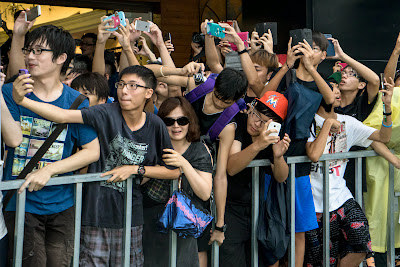 other event 140724 lebron rise tour asia 1 08 LeBron James Sneaker Rotation During 2014 Rise Tour in Asia