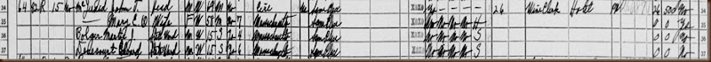 1940 John Thomas McQuaid 1940 Census Crop