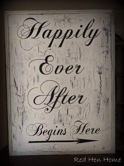 Red Hen Home Happily Ever After