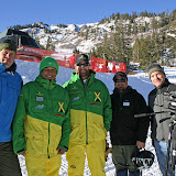 Alpine Meadows -- Training in December 2009