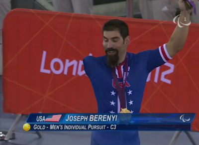 Joe Berenyi Wins Gold