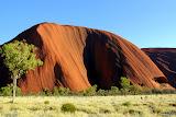 On The Drive To Mala - Yulara, Australia
