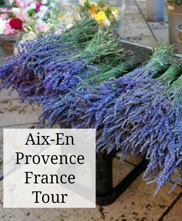 Aix-En-Provence Southen France Things to Do