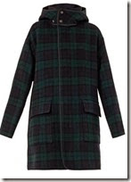 Aries Plaid Coat