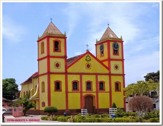 Catedral de Sant'Ana, Obidos-Parà
