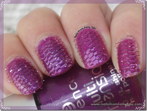 net lace on nails 2