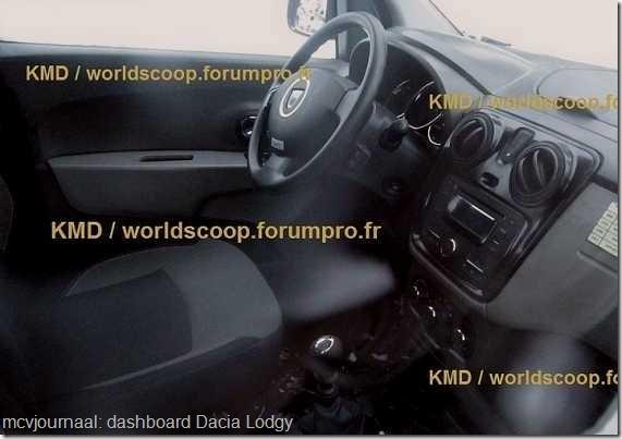 Dacia Lodgy 09