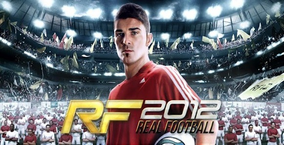 real football 2012 gameloft android app
