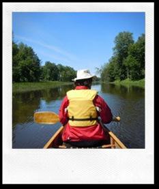 Redmond John R canoe 2011