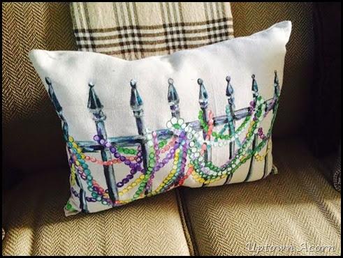 pillow beads