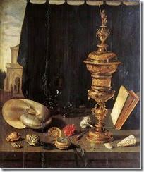 Pieter Claesz_Still-life-with-Great-Golden-Goblet_thumb[3]