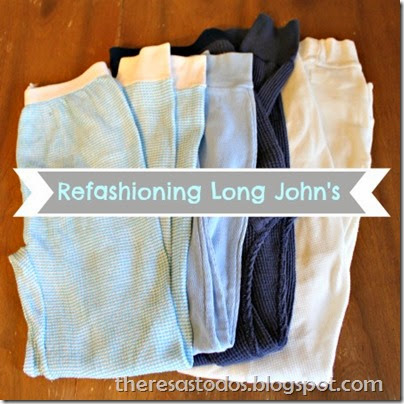 Refashioning Long John's