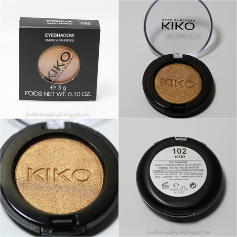 KIKO Eyeshadow 102