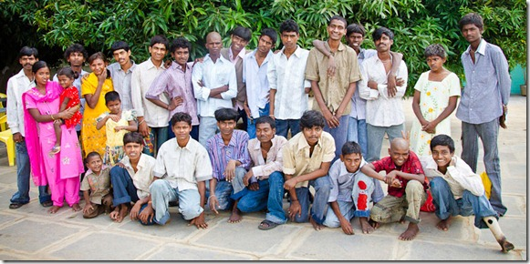 Meet the Kids - Street Family in India