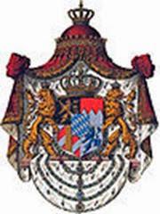 Escudo de Luis II de Baviera