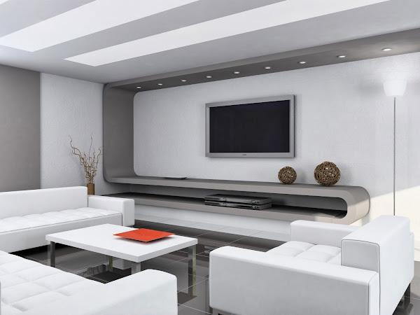 Modern Livingroom 13  Modern Living Rooms