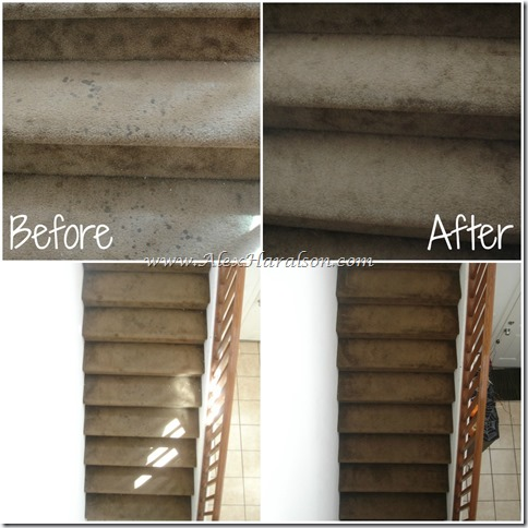 Stairs Before and After1