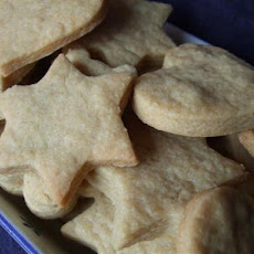 Canadian Shortbread Cookies