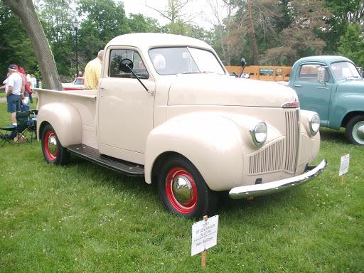 1947 Studebaker PU