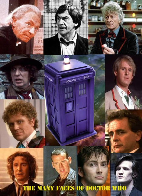 doctor-who-collage