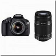 Flipkart: Buy Canon EOS 1200D Camera with EF-S 18-55mm Lens + 8GB Card + Bag Rs. 17500