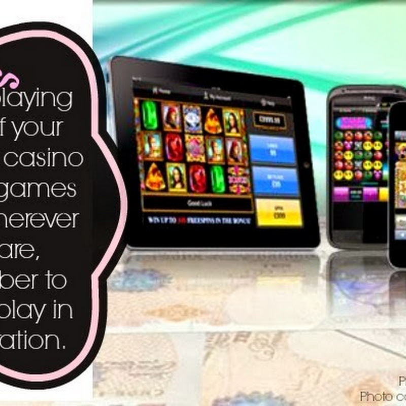 Mobile Casino – The Future Holds A Lot…