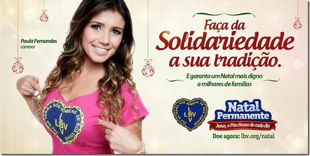 Paula_Fernandes_-_Campanha_de_Natal_LBV