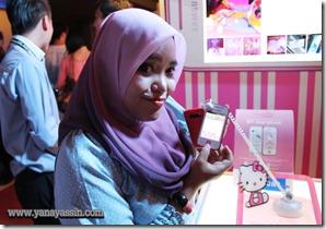 Samsung Galaxy Y Hello Kitty  248