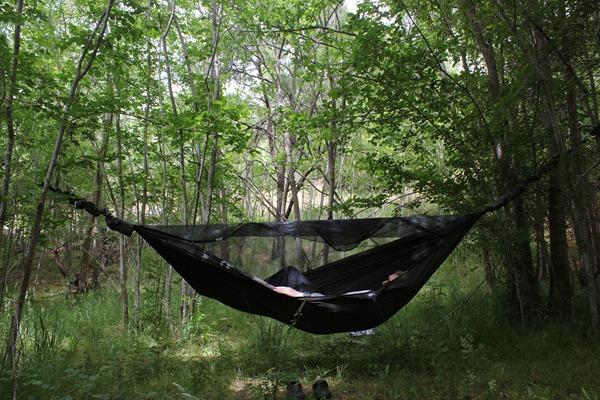 hennessy hammock camping
