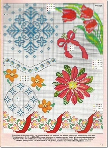 Ponto Cruz-Cross Stitch-Punto Cruz-Punto Croce-Point de Croix-232