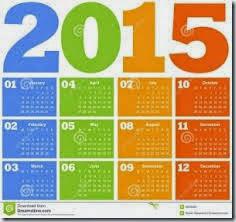 calendario de dias festivos en mexico año 2015
