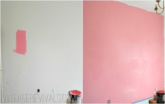 DIY Corkboard Wall Mural Bulldog Style - Vintage Revivals