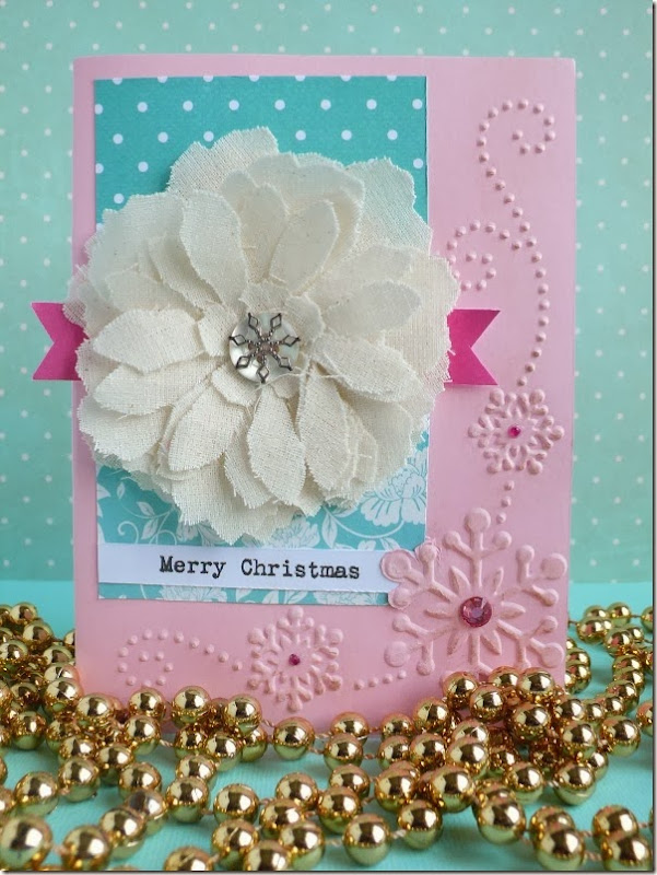 cafe creativo - sizzix big shot - card tag christmas (2)