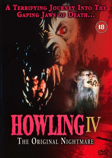 Howling IV The Original Nightmare