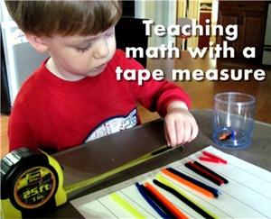 Cool Preschool Math Activity