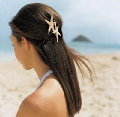 The Perfect Casual Beach Wedding Hairstyles