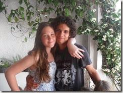 Allyson e Yasmin