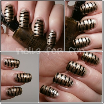 tiger nails
