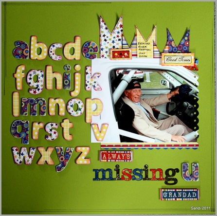 3 Missing U